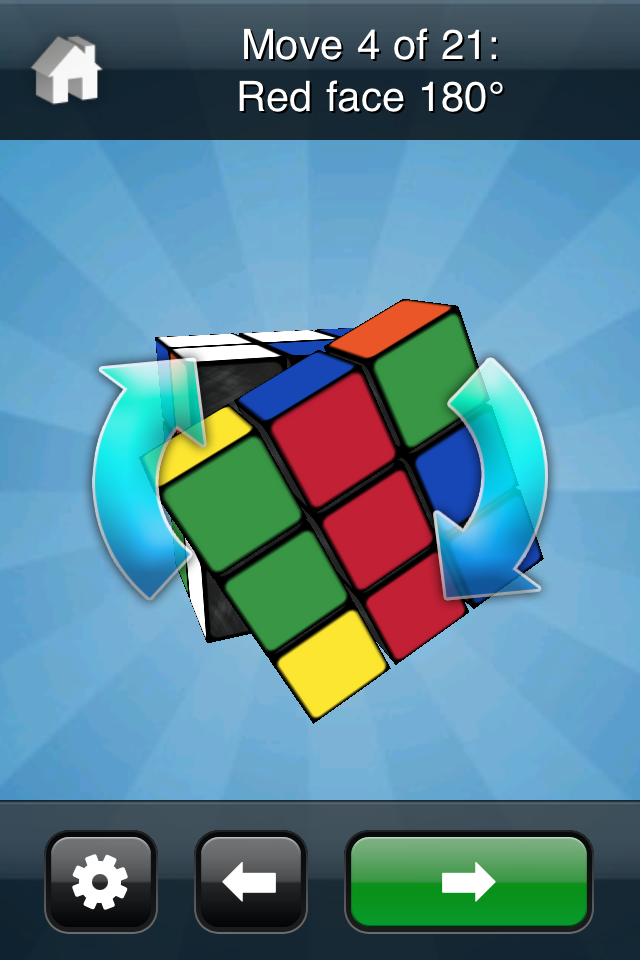 Screenshot Rubik's® Cube Lite