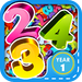 Math Easy - 8 steps learning game to teach kids math!