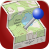 Phil Endecott - Topo Maps  artwork